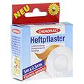 HEFTPFLASTER Textil 2,5 cmx5 m 1 Stück