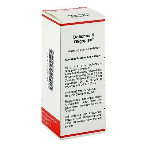 DOLICHOS N Oligoplex Liquidum 50 Milliliter N1