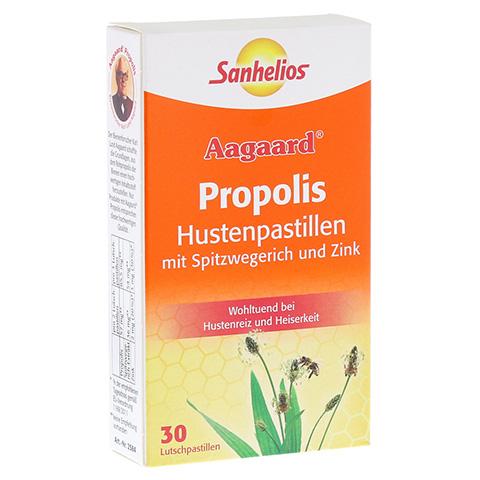 SANHELIOS Aagaard Husten-Pastillen mit Propolis 30 Stück