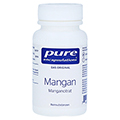 PURE ENCAPSULATIONS Mangan Mangancitrat Kapseln 60 Stück