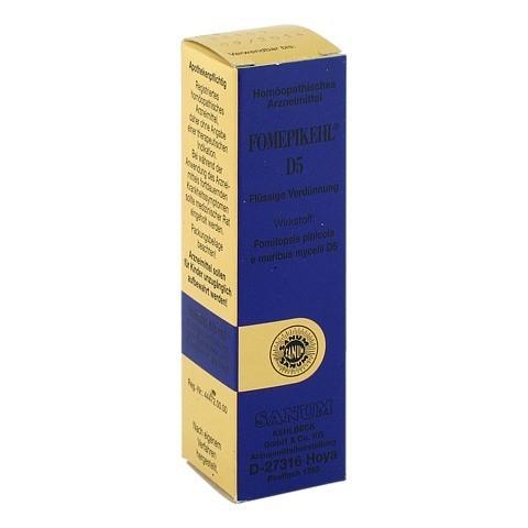 FOMEPIKEHL D 5 Tropfen 10 Milliliter N1