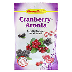 BLOOMFIELD Cranberry-Aronia gef.Bonbons 75 Gramm