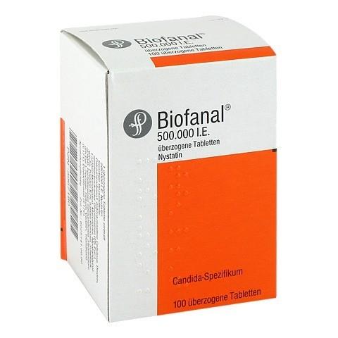 Biofanal 500000I.E. 100 Stück N3