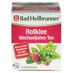 BAD HEILBRUNNER Tee Rotklee Wechseljahre Fbtl. 8 Stück - Oberseite