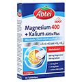 ABTEI Magnesium 400 + Kalium (Aktiv Plus) 30 Stück