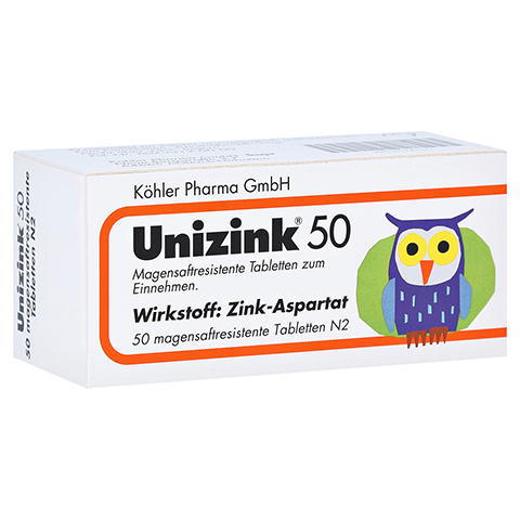 Unizink 50 50 Stück N2
