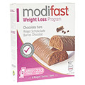 MODIFAST Lunch Riegel Schokolade 6x31 Gramm