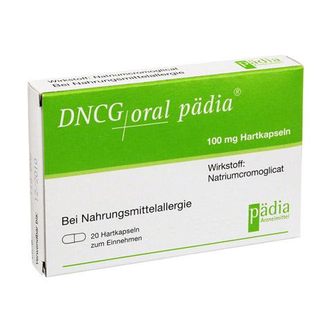 DNCG oral Pädia 20 Stück N1