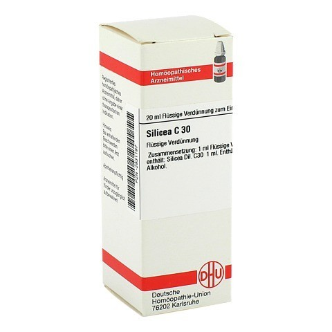 SILICEA C 30 Dilution 20 Milliliter N1