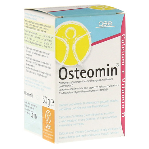 OSTEOMIN Tabletten 100 St�ck