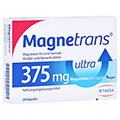 MAGNETRANS 375 mg ultra Kapseln 20 St�ck