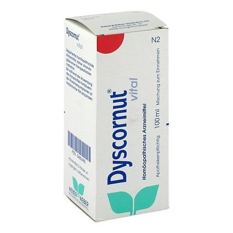 DYSCORNUT vital Tropfen zum Einnehmen 100 Milliliter