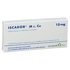 ISCADOR M c.Cu 10 mg Injektionslösung 7x1 Milliliter N1