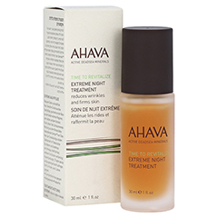Ahava Extreme Night Treatment Essenz 30 Milliliter