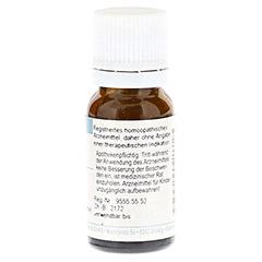 ACONITUM NAPELLUS D 12 Globuli 10 Gramm - R�ckseite