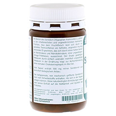 OMEGA 7 Sanddorn�l 500 mg Bio Kapseln 100 St�ck - Linke Seite