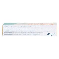PANTHENOL Gel Aloe Vera 40 Gramm - Unterseite