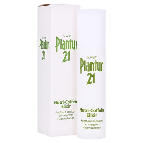 PLANTUR 21 Nutri Coffein Elixir 200 Milliliter