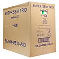 SUPER SENI TRIO Gr.2 medium Windelhosen 8x10 Stück
