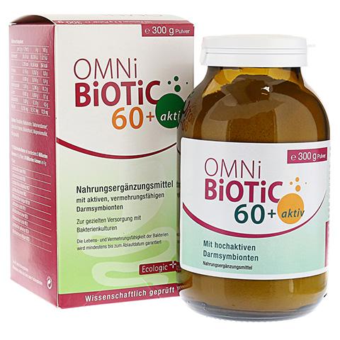 OMNI BiOTiC 60+ aktiv Pulver 300 Gramm