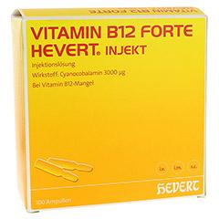 VITAMIN B12 Hevert forte Injekt Ampullen 100x2 Milliliter