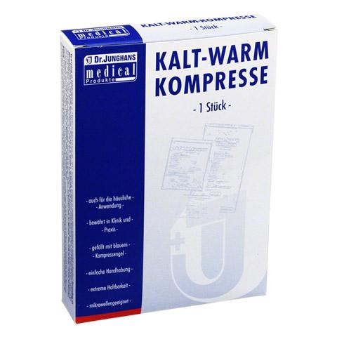 KALT-WARM Kompresse 12x29 cm mit Vlieshülle 1 Stück