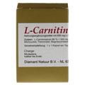 L-CARNITIN 1x1 pro Tag Kapseln 45 Stück