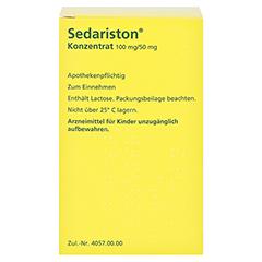Sedariston Konzentrat 100 Stück N3 - Rechte Seite