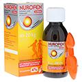 Nurofen Schmerz- und Fiebersaft Erdbeer 40mg/ml 150 Milliliter N2