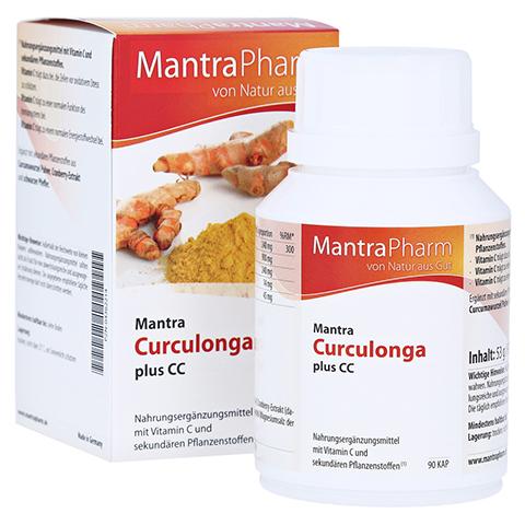 MANTRA Curculonga plus CC Kapseln 90 St�ck