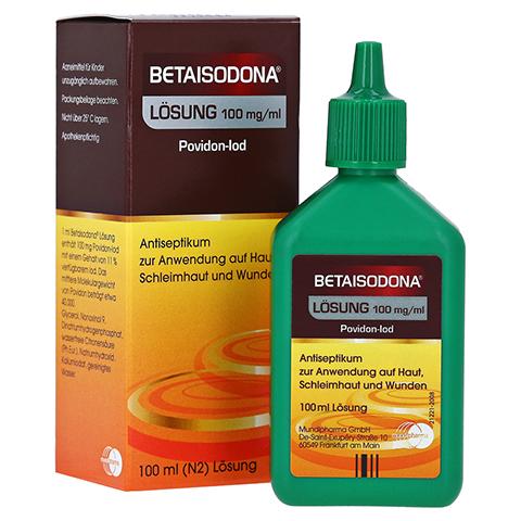 BETAISODONA Lösung 100 Milliliter N2