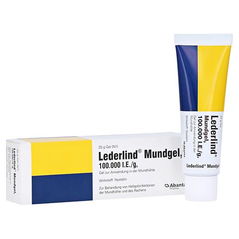 Lederlind Mundgel 25 Gramm N1