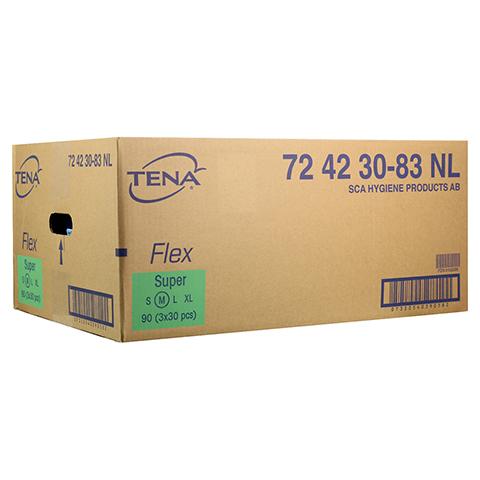 TENA FLEX super medium 3x30 Stück