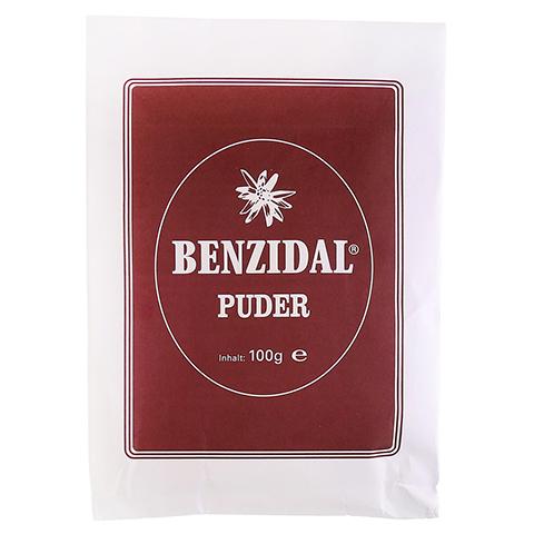 BENZIDAL Puder Btl. 100 Gramm