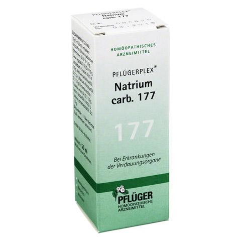 PFLÜGERPLEX Natrium carb. 177 Tropfen 50 Milliliter N1