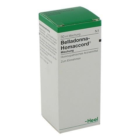 BELLADONNA HOMACCORD Tropfen 30 Milliliter N1