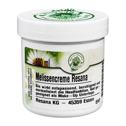 MELISSEN CREME f.empfindliche Haut 100 Gramm
