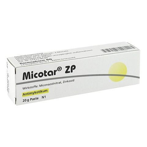 Micotar ZP 20 Gramm N1