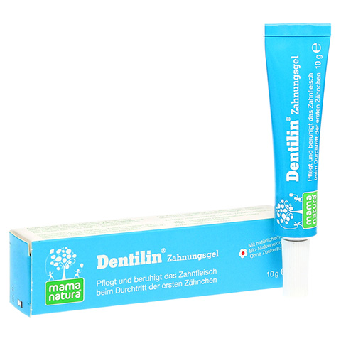 MAMA natura Dentilin Zahnungsgel 10 Gramm