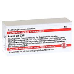 LM ARNICA XVIII Globuli 5 Gramm N1
