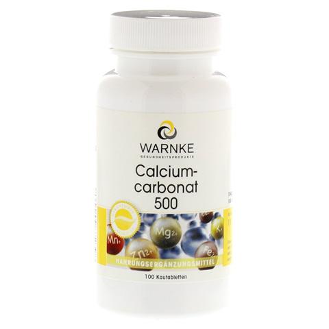 CALCIUMCARBONAT 500 Kautabletten 100 St�ck