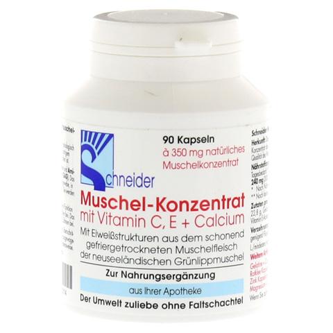 MUSCHEL KONZENTRAT m.Vitaminen Kapseln 90 St�ck