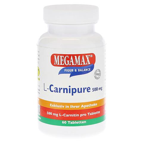 L-CARNIPURE 500 mg Kautabletten 60 Stück