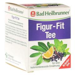BAD HEILBRUNNER Tee Figur Fit Fastenunterst�tzung 8 St�ck