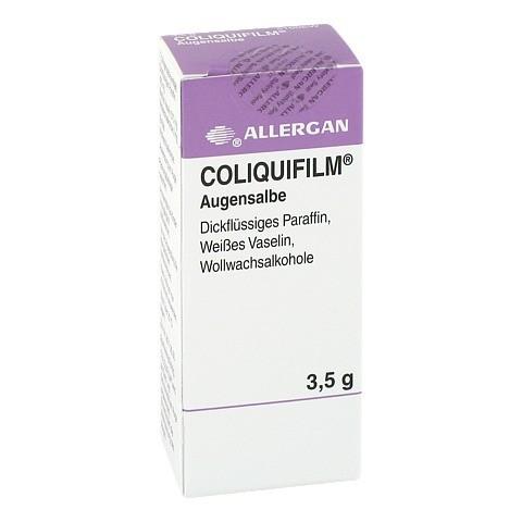 COLIQUIFILM Augensalbe 3.5 Gramm N1