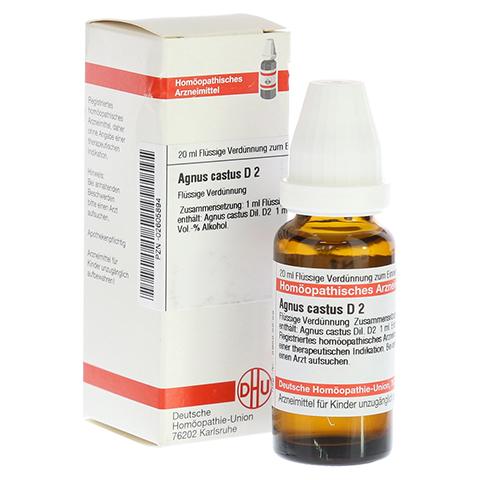 AGNUS CASTUS D 2 Dilution 20 Milliliter N1