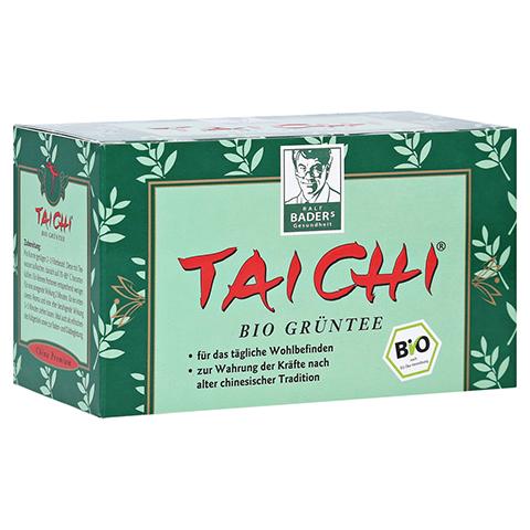 TAI CHI Bio Grüntee Filterbeutel 20 Stück