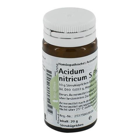 ACIDUM NITRICUM S Phcp Globuli 20 Gramm N1