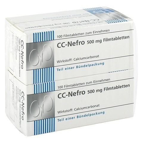 CC NEFRO Filmtabletten 200 St�ck N3