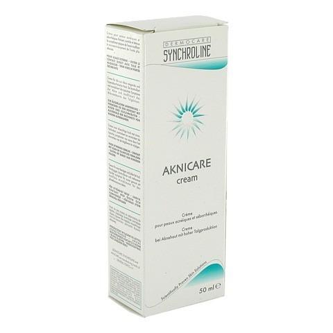 SYNCHROLINE Aknicare Creme 50 Milliliter